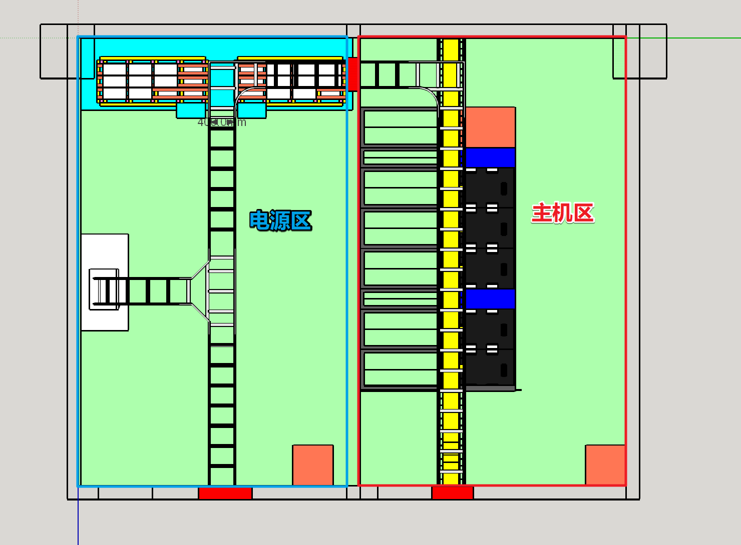 [原创]分享一个工业企业级的数据机房架构