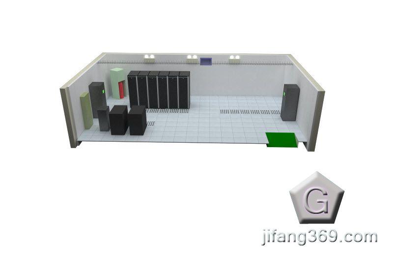 机房应急电源接线图