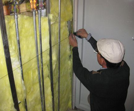 机房装修的墙面保温隔热做法