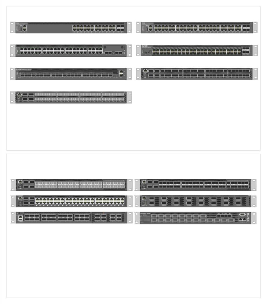 [免费]IBM官方出品:网络交换机前面板VISIO模型